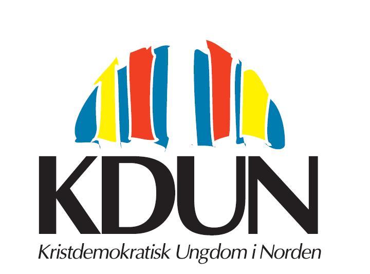 Kristdemokratisk Ungdom i Norden, KDUNs logotyp